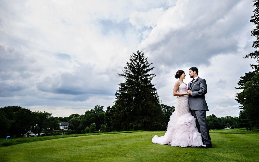 Ramsey Country Club Wedding Photos | Lauren + Keith