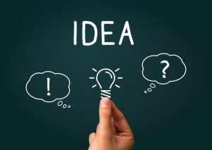 起業のアイデア