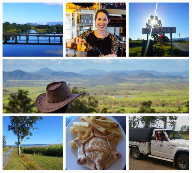 Working in rural Queensland