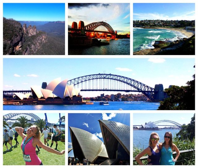 sydney australia collage