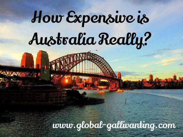 expensive australia