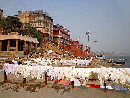 ghats washing