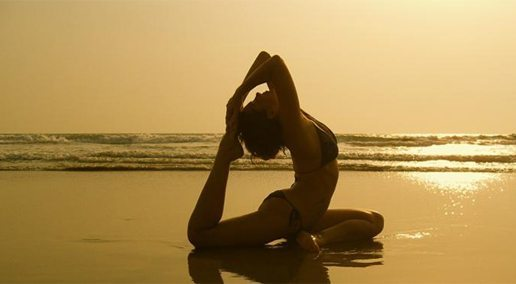 Goa has many places to learn Yoga