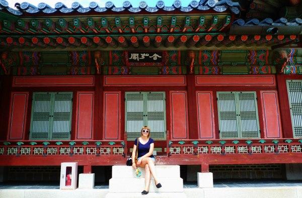 Teacake in Korea