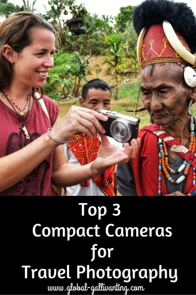 The Top 3 Best Small Cameras for Travel Photography