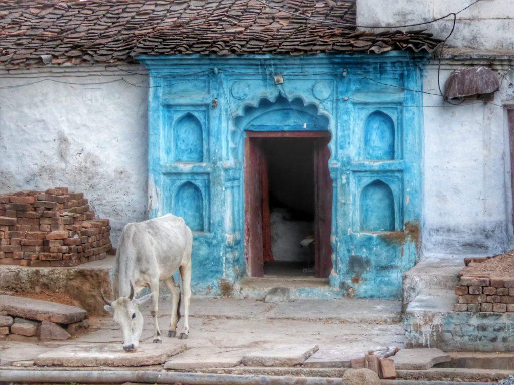 Doorways in Orchha