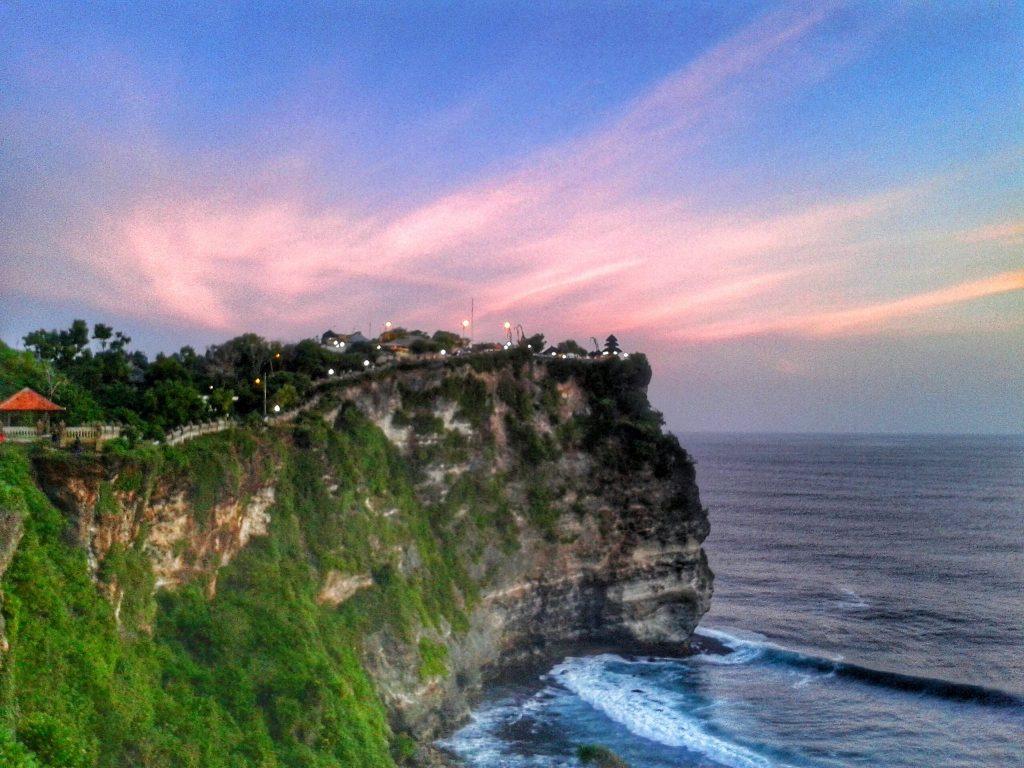 Sunset at Ulu Watu, Bali