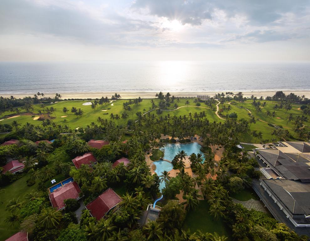 Taj exotica a luxury beach resort in goa
