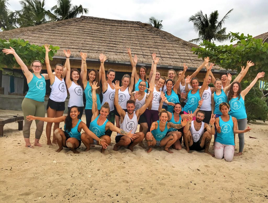 all yoga teacher training courses in bali