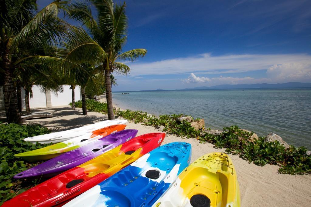 Summer Luxury Beach Resort