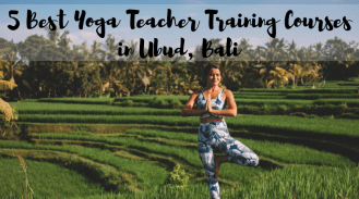 5 Best Yoga Teacher Training Courses in Ubud, Bali