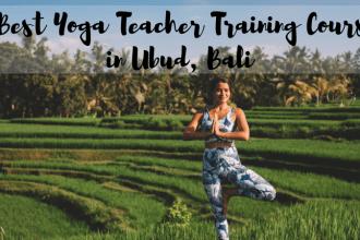 5 BestYoga Teacher Training Courses in Ubud, Bali