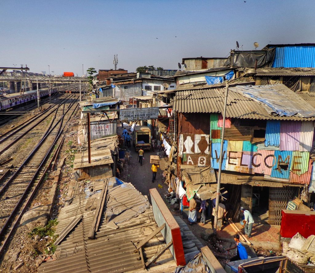 Visiting Dharavi slum was an interesting part of our south india 2 week itinerary