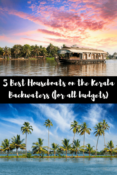 5 Best Houseboats on the Kerala Backwaters (for all budgets) (1)