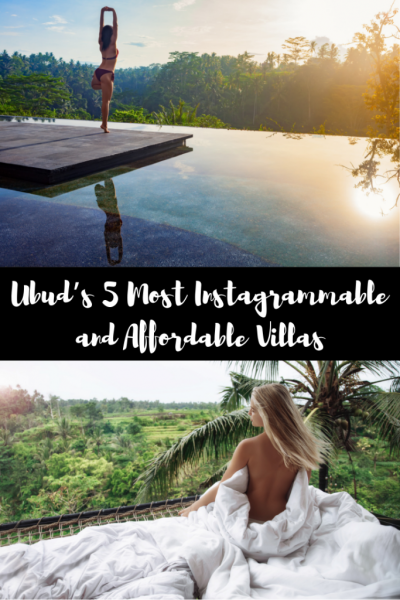 Ubuds 5 most instagrammable and affordable villas