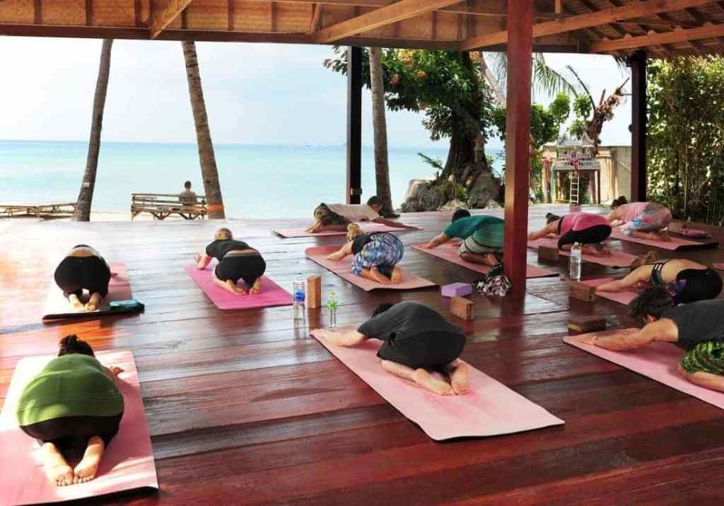 samma karuna yoga retreat in thailand