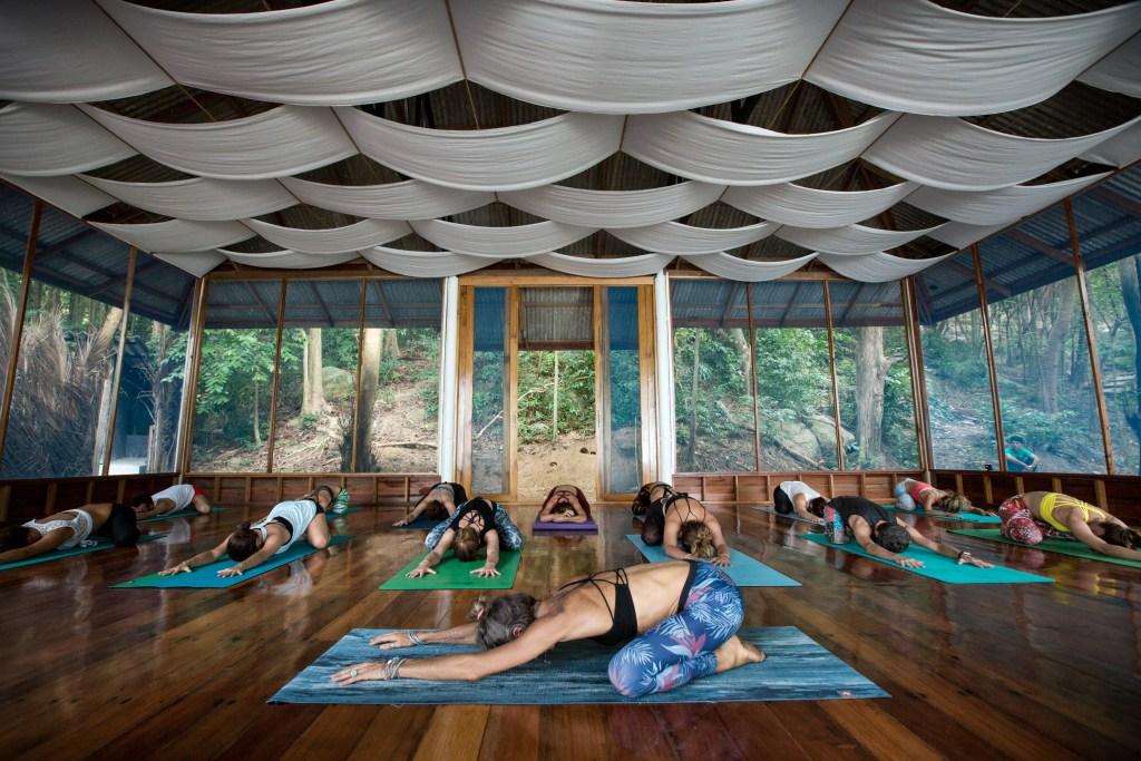 Anahata yoga teacher training in thailand