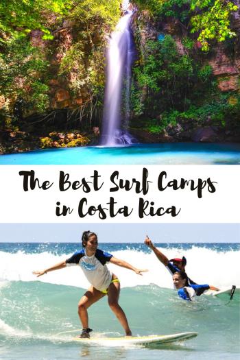 Best Surf Camps in Costa Rica