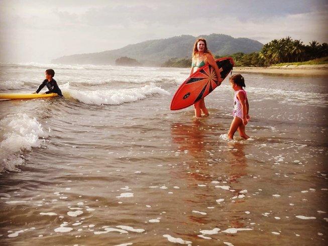 ReFLEXion surf camp costa rica 2