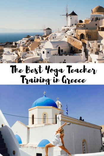 Best Yoga Teacher Training in Greece