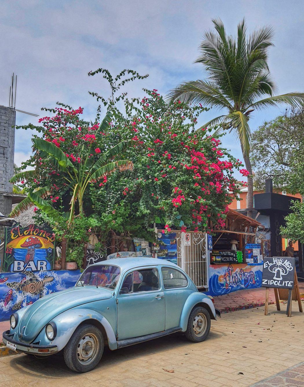 VW Beetle, Oaxaca, Mexico