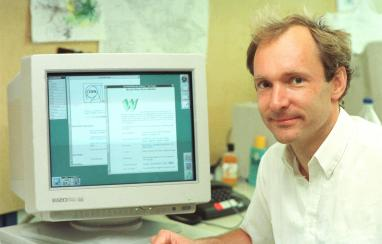 Tim Berners-Lee founder of www