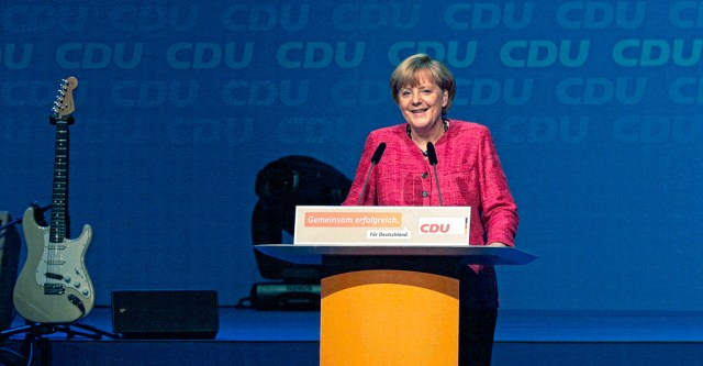 CDU Angela Merkel
