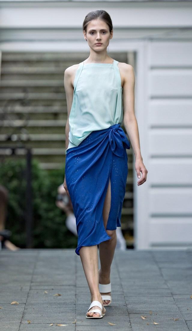 Perret und Schaad, fashion-week berlin