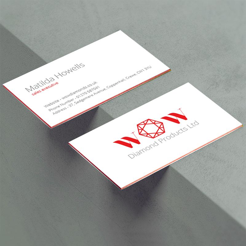 Triplex Business Card 2