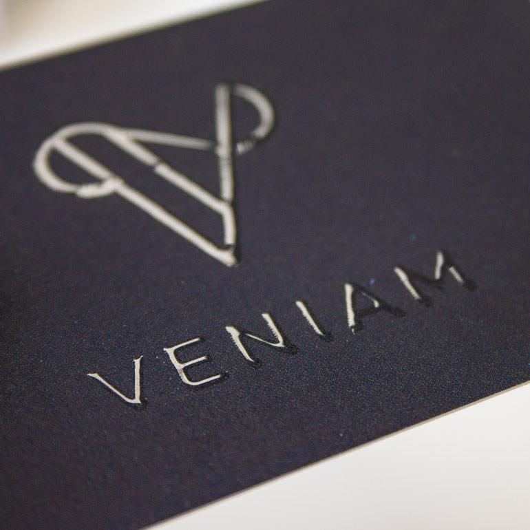 Spot UV Business Card 2