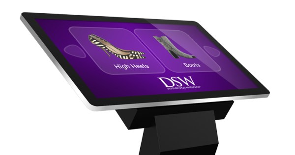 PCAP Touch Screen Kiosk