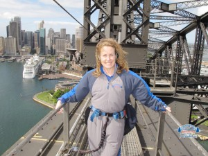Bridge Climb Sydney Australia