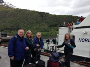trip norway fjords