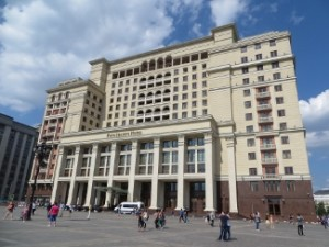 Moscow travel