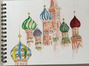 onion domes