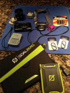trek packing list