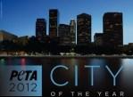 PETA City of the Year Los Angeles