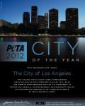 PETA City of the Year