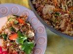Nava Atlas's Quinoa Pilaf