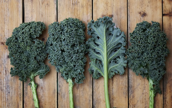 Join the kale craze. Photo Credit: Shutterstock