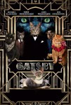 the great gatsby with cats movie mock