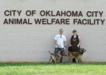 PAWS Chicago animal rescue visits oklahoma city animal welfare