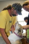 Minnick family reunited with dog Tory at OK humane society