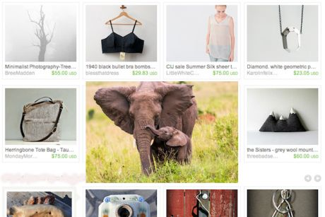 By working to stop sales of all products made from endangered and threatened animals, Etsy will save endangered animals. Photo Credit: Takepart.com