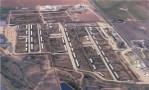 Aerial Dairy Farm