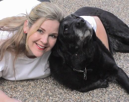 Black Lab, Author, Pet Adoption, Dog Adoption, Black Dogs, Old Dogs, Stereotypes