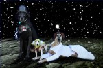 star wars dogs in halloween pet costumes