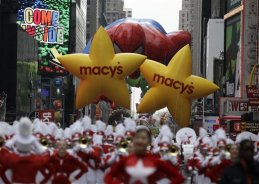 PETA is urging Macy's to not include planned SeaWorld float in this years Macy's Thanksgiving Day Parade./Photo credit: themarysue.com