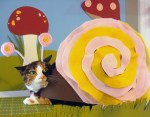 snail cat halloween costume
