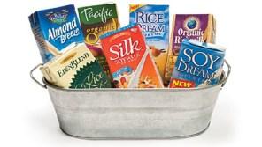 (VEGAN) Nut, Seed, Grain Alternative Milks